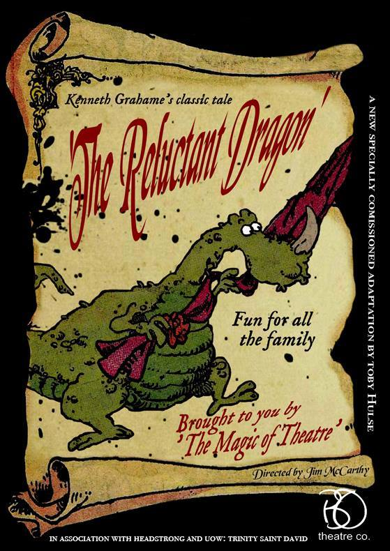 Reluctant Dragon Poster
